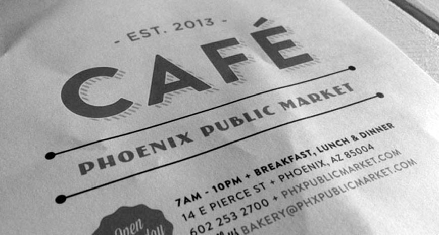 Phoenix Public Market Cafe