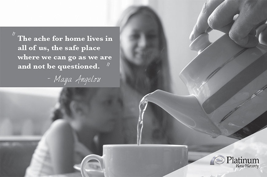 The ache for home lives in all of us….