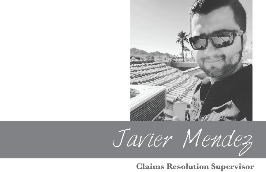 Meet Platinum: Javier Mendez