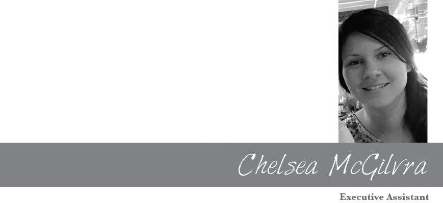Meet Platinum: Chelsea McGilvra