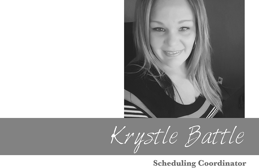 Meet Platinum: Krystle Battle