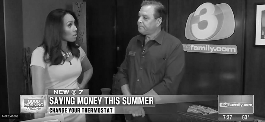 Save Energy and Money at Home: 3TV Segment