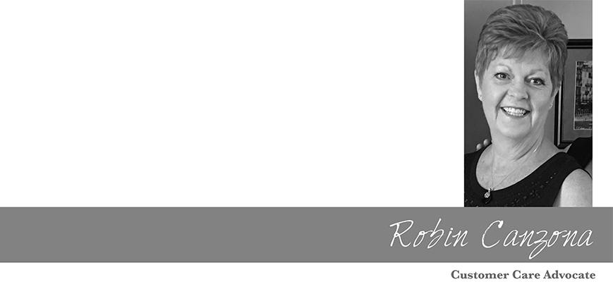 Meet Platinum: Robin Canzona