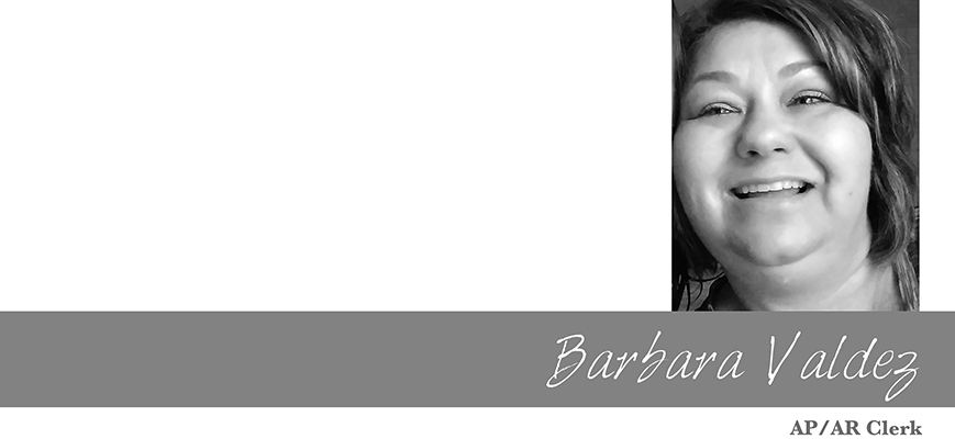 Meet Platinum: Barbara Valdez
