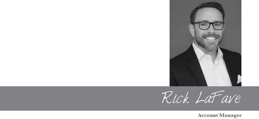 Meet Platinum: Rick LaFave